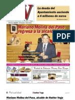 Periódico Huétor Vega julio 2011