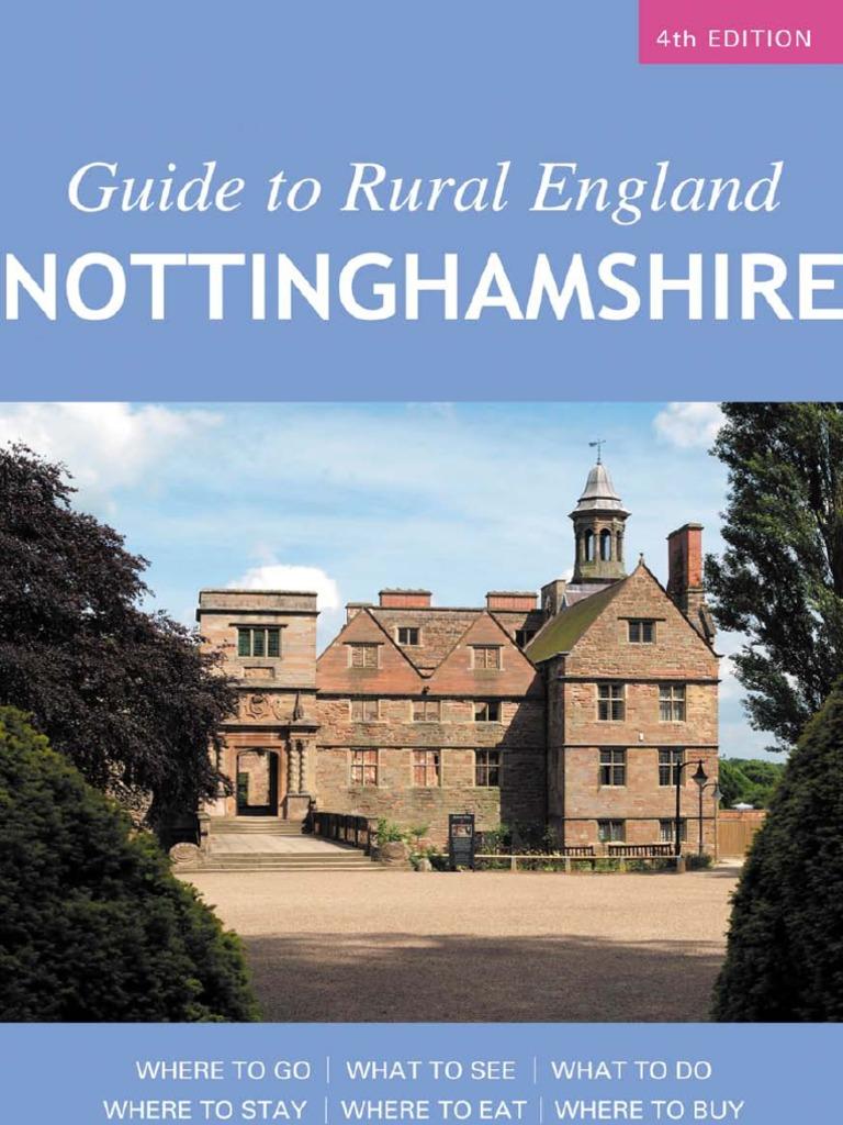Guide To Rural England Nottinghamshire Castle Nottinghamshire