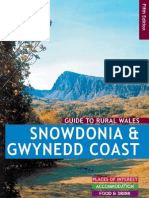 Guide to Rural Wales - Snowdonia