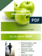 Electrosurgery - HOSSAM