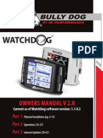 Watchdog Owners Manual v 2.0 for Web_290