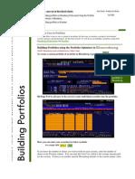 Bloomberg PortfolioDatafinder