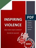 Inspiring Violence