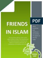 Friends in Islam