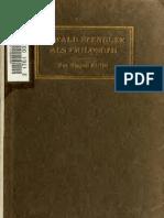 Messer_Spengler Als Philosoph
