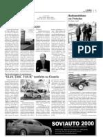 Edição de 19 de Maio de 2011