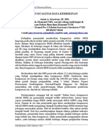 Bps Dan Kualitas Data Kemiskinan