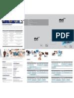Catálogo Máster universitario en Desarrollo y  Gestión de Proyectos de Innovación didáctico-metodológica en Instituciones Educativas 2011-12