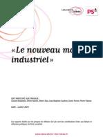 Laboratoire des idées - Le nouveau monde industriel