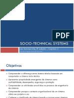 Capitulo 2 - Sistemas socio tecnicos