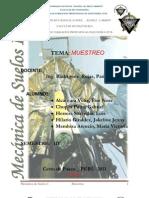 Muestreo - Informe