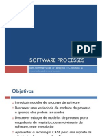 Capitulo 4 - Processos de Software