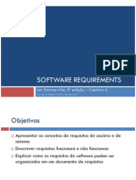 Capitulo 6 - Requisitos de Software