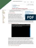 2 LicaoHistoricoInterfacesParaUsuario  GrupoLinux  TWiki