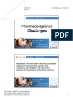 11-Pharmacovigilance.challanges
