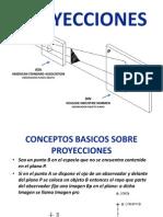 TEORIA DE PROYECCIONES