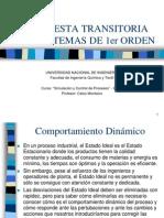 04) Sistema de Primer Orden