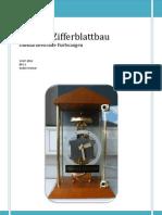Projekt Zifferblattbau PDF