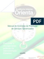 Manual de Contratos Terceirizados