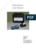 Brake Check Manual[1]