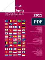 Getting the Deal Through - India Private Equity 2011 Fund Formation Chapter