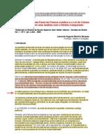Artigo_MARQUES Responsabilidade e a Lei de Crimes Ambient a Is