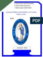 PEI 11014 IC 09 Inmaculada Concepcion