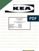 Case Analysis: IKEA