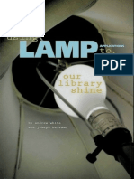 Using LAMP in the Library