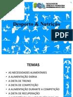 Desporto&Nutrição