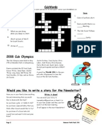 May 2008 Pack Newsletter