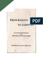 Atanasije Jevtic - From Kosovo to Jadovno