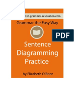 Practice Diagramming Sentences