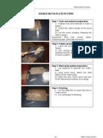 Appendix I - Pattern Making Procedures