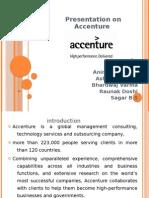 Accenture  SWOT