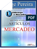 ARTICULOS DE MERCADEO