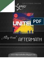 Hillsong United - 2011 - Aftermath. Lyrics