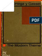 The Modern Theme