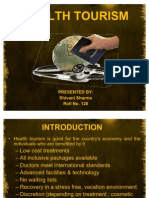 Health Tourism Ppt