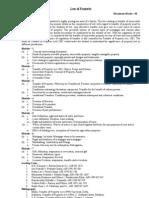Syllabus 2011-2012 VII
