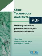 Metalurgia do silício - processos de obtenção e impactos ambientais