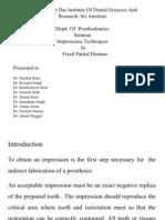 Impression Tech in FPD