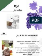 Brief Maridaje Vinos & Comidas Bodega Nieto Senetiner