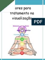 Cores para tratamento na visualização