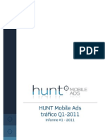 Informe #1 - Hunt Mobile Ads - q1 2011