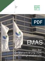 BMU Von Der Umwelterklaerung Zum Nachhaltigkeitsbericht