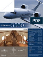 G550 Specifications