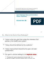 Partners HealthCare Redesign Plan On Diabetes