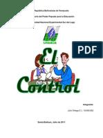 Control (Julio)