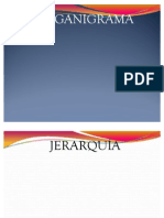 PRACTICA DE ORGANIGRAMAS